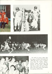 Page 15, 1969 Edition, Parkersburg High School - Parhischan Yearbook (Parkersburg, WV) online yearbook collection