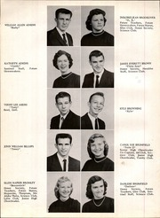 Page 14, 1958 Edition, Ceredo Kenova High School - Heraldus Yearbook (Kenova, WV) online yearbook collection