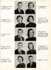Page 15, 1958 Edition, Ceredo Kenova High School - Heraldus Yearbook (Kenova, WV) online yearbook collection