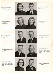 Page 17, 1958 Edition, Ceredo Kenova High School - Heraldus Yearbook (Kenova, WV) online yearbook collection