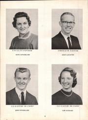 Page 6, 1958 Edition, Ceredo Kenova High School - Heraldus Yearbook (Kenova, WV) online yearbook collection