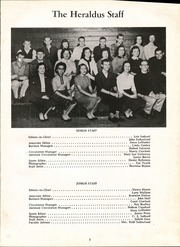 Page 7, 1958 Edition, Ceredo Kenova High School - Heraldus Yearbook (Kenova, WV) online yearbook collection