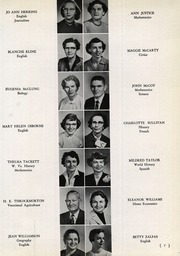 Page 11, 1957 Edition, Milton High School - Miltonian Yearbook (Milton, WV) online yearbook collection