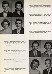 Page 16, 1957 Edition, Milton High School - Miltonian Yearbook (Milton, WV) online yearbook collection