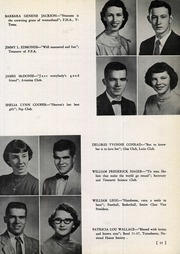Page 17, 1957 Edition, Milton High School - Miltonian Yearbook (Milton, WV) online yearbook collection