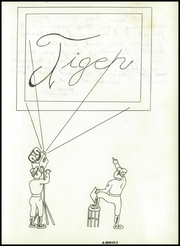 Page 7, 1950 Edition, Elkins High School - Tiger Yearbook (Elkins, WV) online yearbook collection