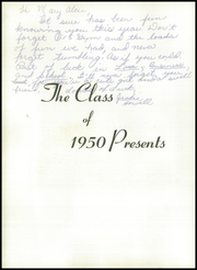 Page 8, 1950 Edition, Elkins High School - Tiger Yearbook (Elkins, WV) online yearbook collection