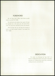 Page 10, 1951 Edition, Elkins High School - Tiger Yearbook (Elkins, WV) online yearbook collection