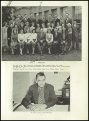 Page 13, 1951 Edition, Elkins High School - Tiger Yearbook (Elkins, WV) online yearbook collection