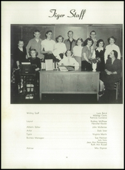 Page 14, 1951 Edition, Elkins High School - Tiger Yearbook (Elkins, WV) online yearbook collection