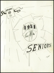 Page 15, 1951 Edition, Elkins High School - Tiger Yearbook (Elkins, WV) online yearbook collection