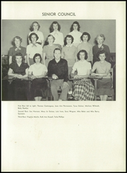 Page 17, 1951 Edition, Elkins High School - Tiger Yearbook (Elkins, WV) online yearbook collection