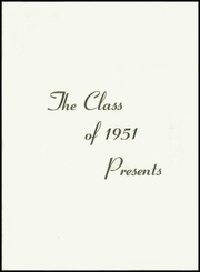 Page 8, 1951 Edition, Elkins High School - Tiger Yearbook (Elkins, WV) online yearbook collection