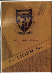 Page 1, 1956 Edition, Elkins High School - Tiger Yearbook (Elkins, WV) online yearbook collection