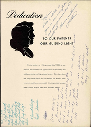 Page 11, 1956 Edition, Elkins High School - Tiger Yearbook (Elkins, WV) online yearbook collection