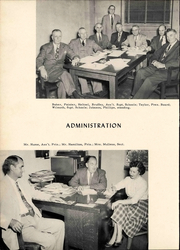 Page 14, 1956 Edition, Elkins High School - Tiger Yearbook (Elkins, WV) online yearbook collection