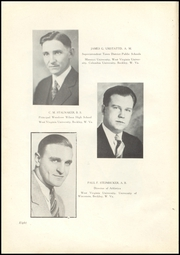 Page 12, 1928 Edition, Woodrow Wilson High School - Echo Yearbook (Beckley, WV) online yearbook collection