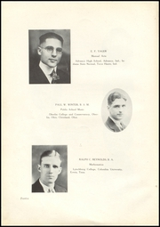 Page 16, 1928 Edition, Woodrow Wilson High School - Echo Yearbook (Beckley, WV) online yearbook collection