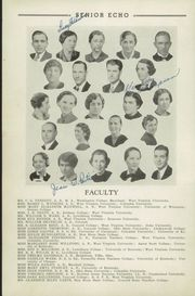 Page 10, 1938 Edition, Woodrow Wilson High School - Echo Yearbook (Beckley, WV) online yearbook collection