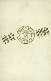 Page 1, 1942 Edition, Woodrow Wilson High School - Echo Yearbook (Beckley, WV) online yearbook collection