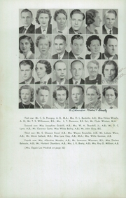Page 12, 1942 Edition, Woodrow Wilson High School - Echo Yearbook (Beckley, WV) online yearbook collection