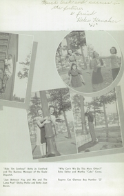 Page 7, 1942 Edition, Woodrow Wilson High School - Echo Yearbook (Beckley, WV) online yearbook collection