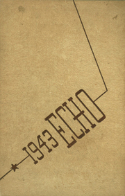 Page 1, 1943 Edition, Woodrow Wilson High School - Echo Yearbook (Beckley, WV) online yearbook collection