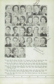 Page 9, 1943 Edition, Woodrow Wilson High School - Echo Yearbook (Beckley, WV) online yearbook collection