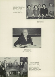 Page 15, 1959 Edition, Woodrow Wilson High School - Echo Yearbook (Beckley, WV) online yearbook collection
