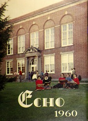 1960 Edition, Woodrow Wilson High School - Echo Yearbook (Beckley, WV)