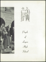 Page 11, 1949 Edition, Logan High School - Guyana Yearbook (Logan, WV) online yearbook collection