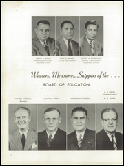Page 14, 1949 Edition, Logan High School - Guyana Yearbook (Logan, WV) online yearbook collection