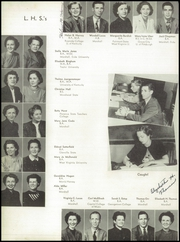 Page 16, 1949 Edition, Logan High School - Guyana Yearbook (Logan, WV) online yearbook collection