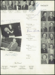 Page 17, 1949 Edition, Logan High School - Guyana Yearbook (Logan, WV) online yearbook collection