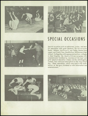 Page 14, 1955 Edition, Logan High School - Guyana Yearbook (Logan, WV) online yearbook collection