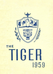 Page 1, 1959 Edition, Princeton High School - Tiger Yearbook (Princeton, WV) online yearbook collection