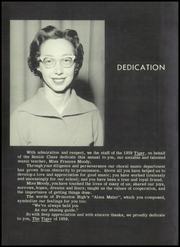 Page 10, 1959 Edition, Princeton High School - Tiger Yearbook (Princeton, WV) online yearbook collection