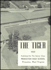 Page 7, 1959 Edition, Princeton High School - Tiger Yearbook (Princeton, WV) online yearbook collection