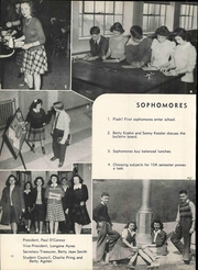 Page 16, 1942 Edition, Stonewall Jackson High School - Jacksonian Yearbook (Charleston, WV) online yearbook collection