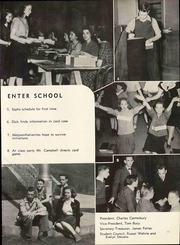 Page 17, 1942 Edition, Stonewall Jackson High School - Jacksonian Yearbook (Charleston, WV) online yearbook collection
