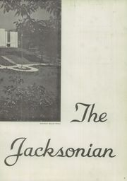 Page 7, 1949 Edition, Stonewall Jackson High School - Jacksonian Yearbook (Charleston, WV) online yearbook collection