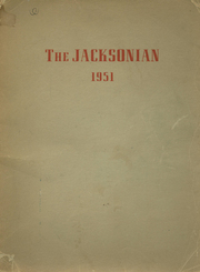 Stonewall Jackson High School - Jacksonian Yearbook (Charleston, WV) online yearbook collection, 1951 Edition, Page 1