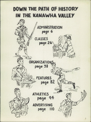 Page 11, 1951 Edition, Stonewall Jackson High School - Jacksonian Yearbook (Charleston, WV) online yearbook collection