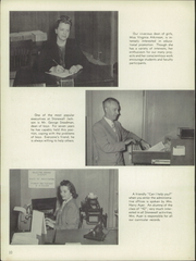 Page 16, 1951 Edition, Stonewall Jackson High School - Jacksonian Yearbook (Charleston, WV) online yearbook collection