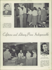 Page 17, 1951 Edition, Stonewall Jackson High School - Jacksonian Yearbook (Charleston, WV) online yearbook collection