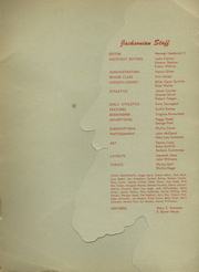 Page 4, 1951 Edition, Stonewall Jackson High School - Jacksonian Yearbook (Charleston, WV) online yearbook collection