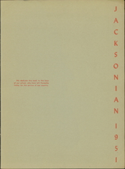 Page 5, 1951 Edition, Stonewall Jackson High School - Jacksonian Yearbook (Charleston, WV) online yearbook collection