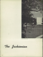 Page 8, 1951 Edition, Stonewall Jackson High School - Jacksonian Yearbook (Charleston, WV) online yearbook collection