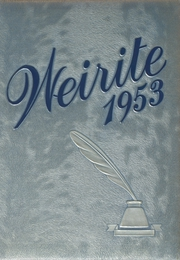Page 1, 1953 Edition, Weir High School - Weirite Yearbook (Weirton, WV) online yearbook collection