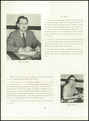 Page 12, 1953 Edition, Weir High School - Weirite Yearbook (Weirton, WV) online yearbook collection